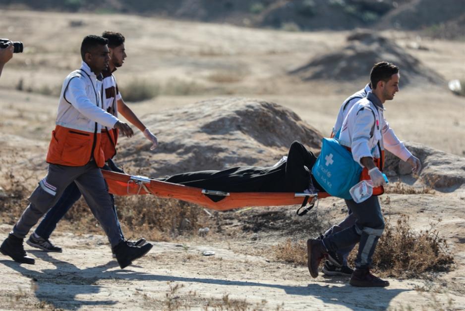 حدود غزة: اشتداد العنف الإسرائيلي بعد عملية أبو صلاح