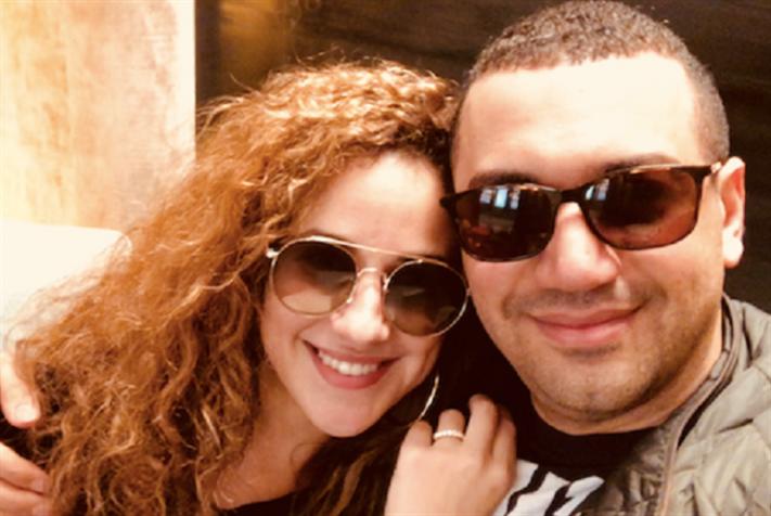 شيري عادل تنفصل عن زوجها