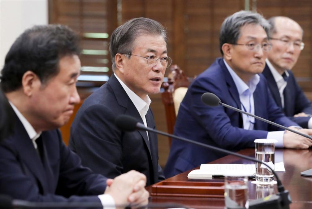 سيول تلغي اتفاقاً لتبادل المعلومات الاستخبارية العسكرية مع طوكيو