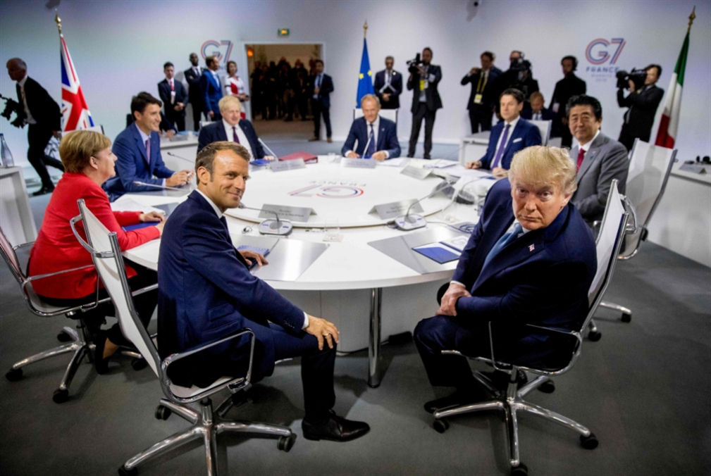 ترامب نجم «قمة السبع»: الأوروبيون عاجزون عن المواجهة