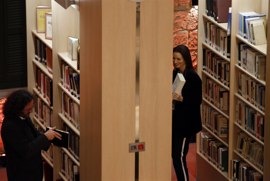 المكتبة الوطنية: القراءة ممنوعة بعد الواحدة والنصف ظهراً!