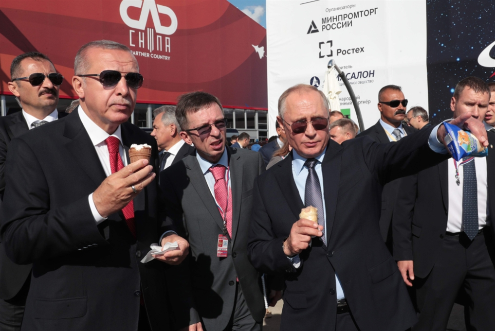لقاء بوتين ــ إردوغان: «مقايضة» بين إدلب وشرق الفرات؟