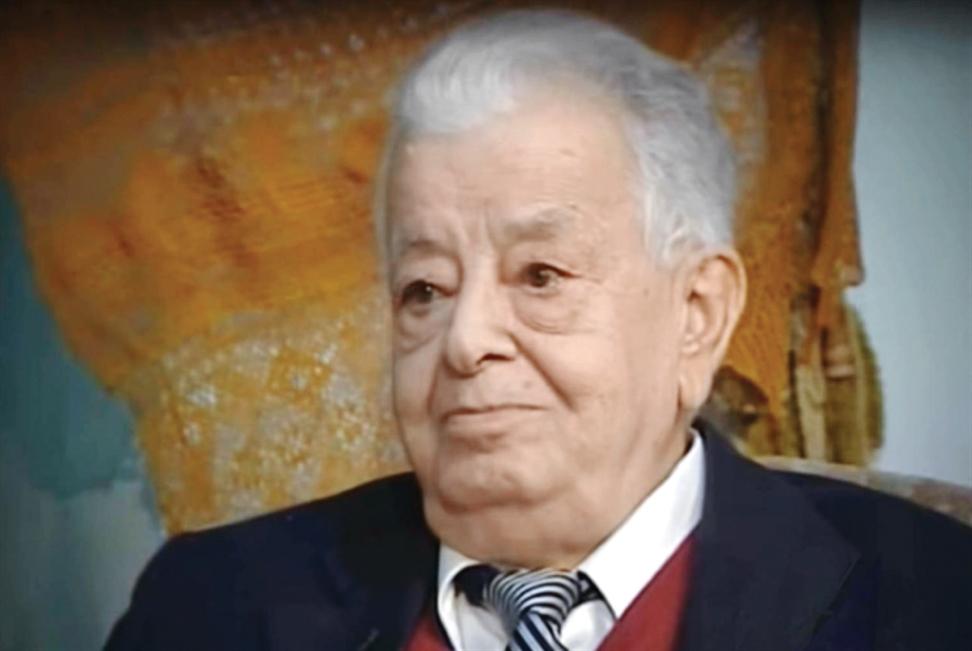 نديم عبد الصمد...  رجل الصمت بنقاء