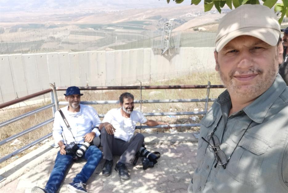 علي شعيب: رعب اسرائيل بالصورة!