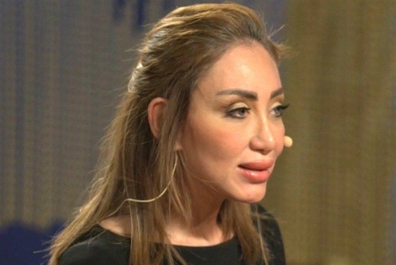 ريهام سعيد ممنوعة عن الاعلام