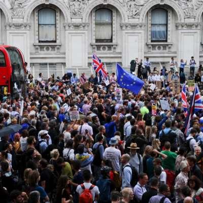 انقلاب برائحة أميركية في لندن: «أُمّ الديموقراطيات» بلا   برلمان