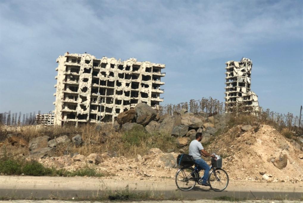 قرية الرقّة ومنغّصات ما بعد الحرب: «نحنا   والوعر جيران»!