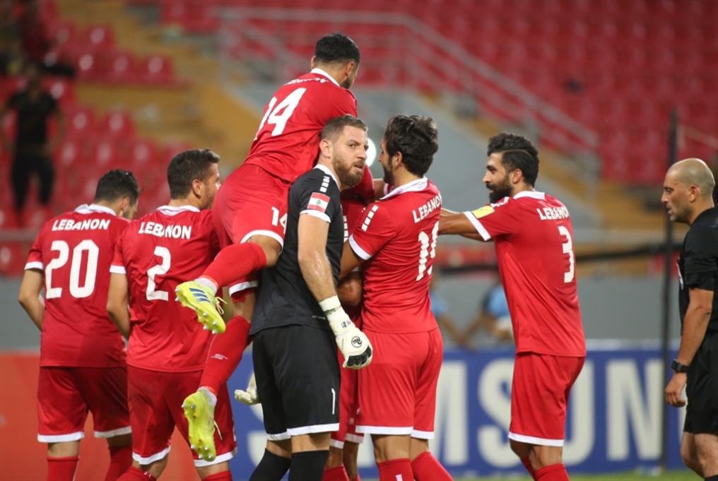 أول فوز لمنتخب لبنان مع الروماني تشيوبوتاريو