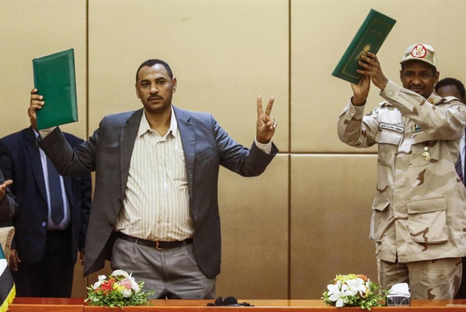 السودان | مواقف رافضة وأخرى متحفّظة: «الإعلان الدستوري» رهن التنفيذ... وصدق النيّات