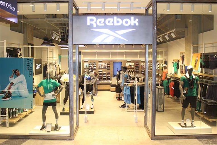 أحدث متاجر «ريبوك» في سيتي سنتر