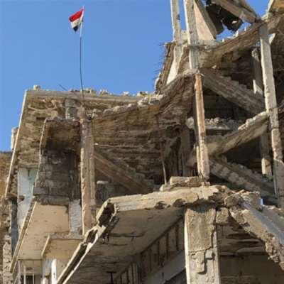 إعادة الإعمار والمخطط التنظيمي  الشامل لمحافظة دمشق الكبرى