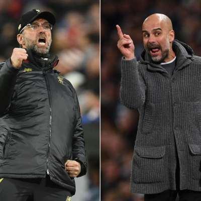 ليفربول يحلم بالدوري والسيتي بـ«الأبطال»