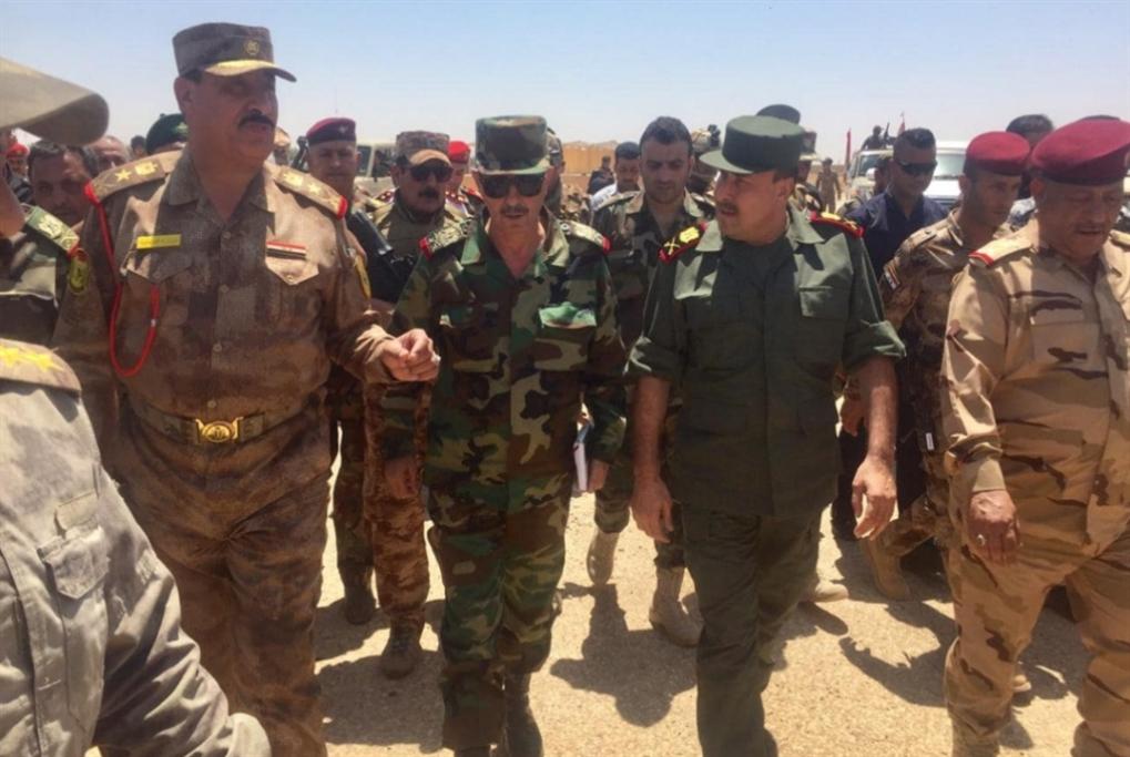 لقاء سوري ـــ عراقي في القائم: افتتاح المعبر مطلع أيلول؟