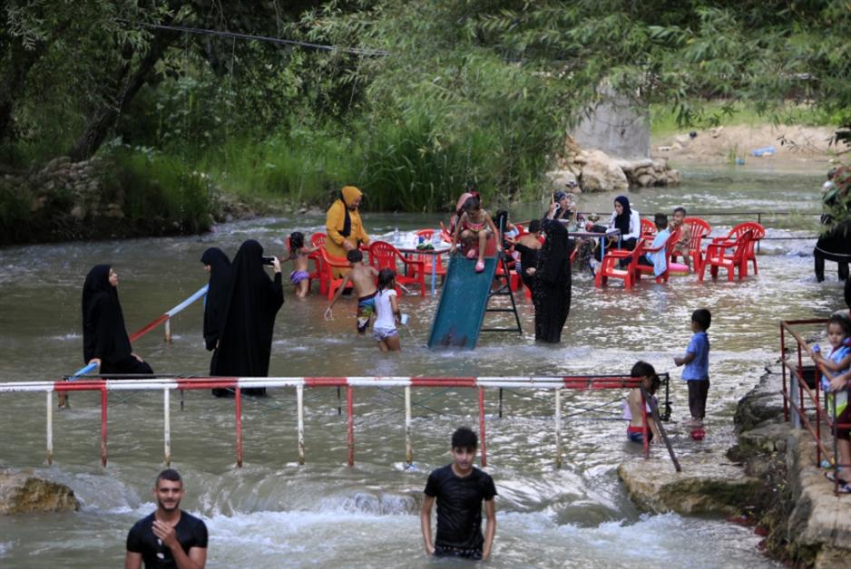 السباحة في الليطاني على مسؤولية «السبّيحة»
