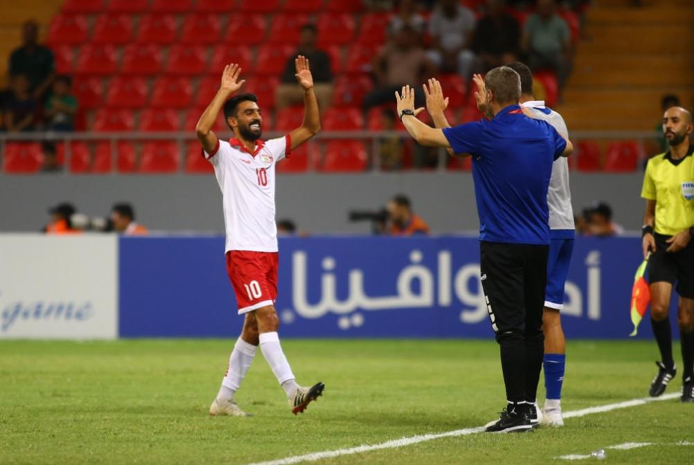 خسارة منتخب لبنان أمام اليمن