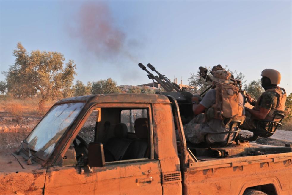 رفض سوري وصمت روسي: «المنطقة الآمنة» تغيب عن بيان «البنتاغون»