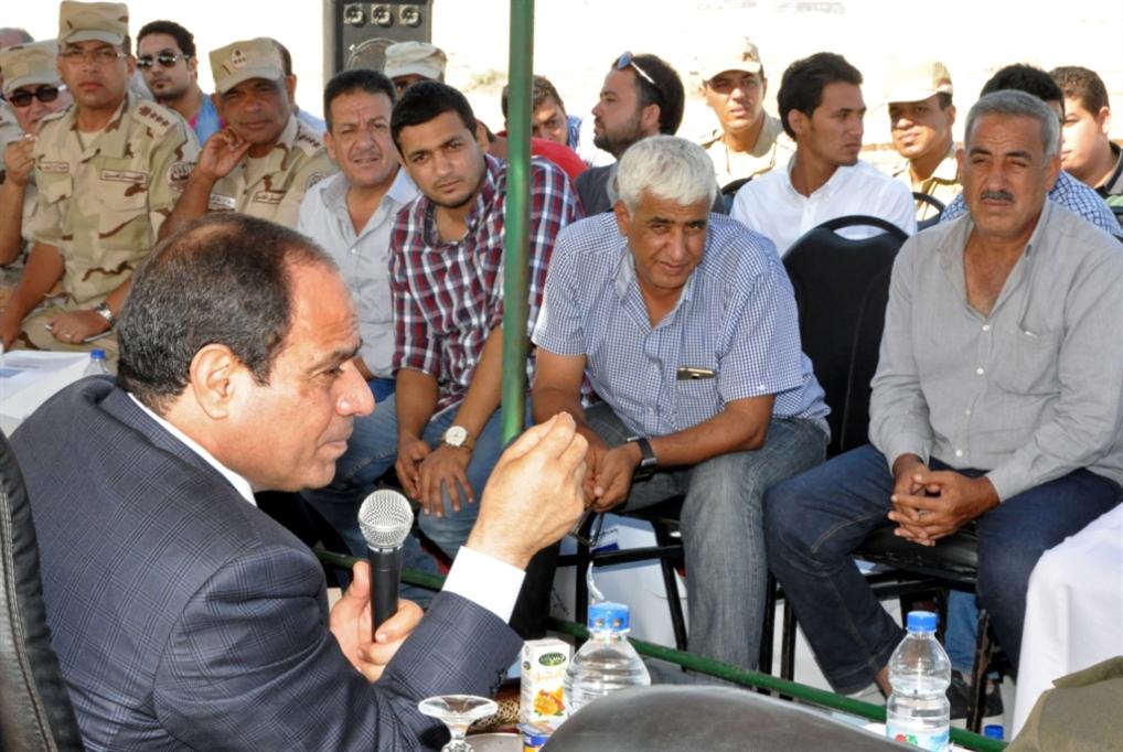 غضب في «الاتحادية»: السيسي يستنفر لمواجهة محمد علي!