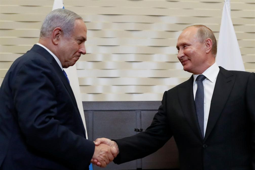 نتنياهو في سوتشي... حاملاً معركة الانتخابات