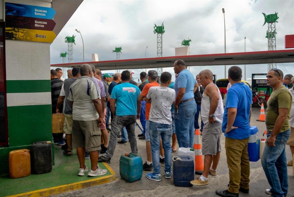 أزمة محروقات في كوبا: العقوبات الأميركية تُرهق الجزيرة