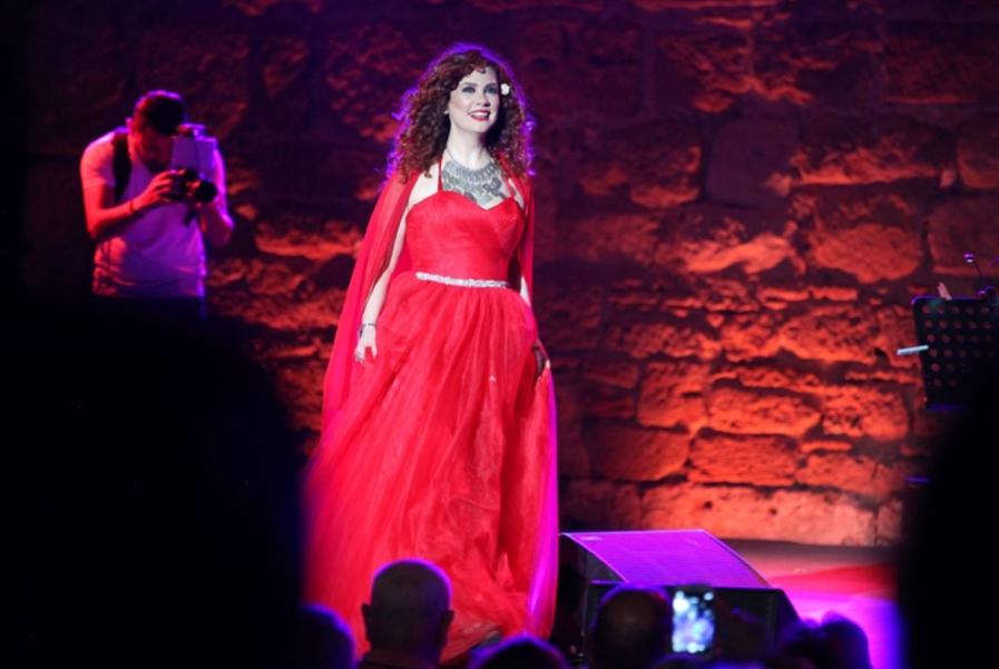 لينا شماميان: الصوت الرقيق في بيروت