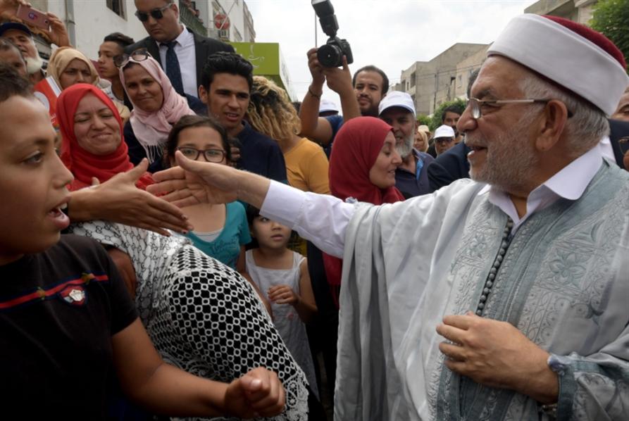 عبد الفتاح مورو: صعود الرجل الثاني