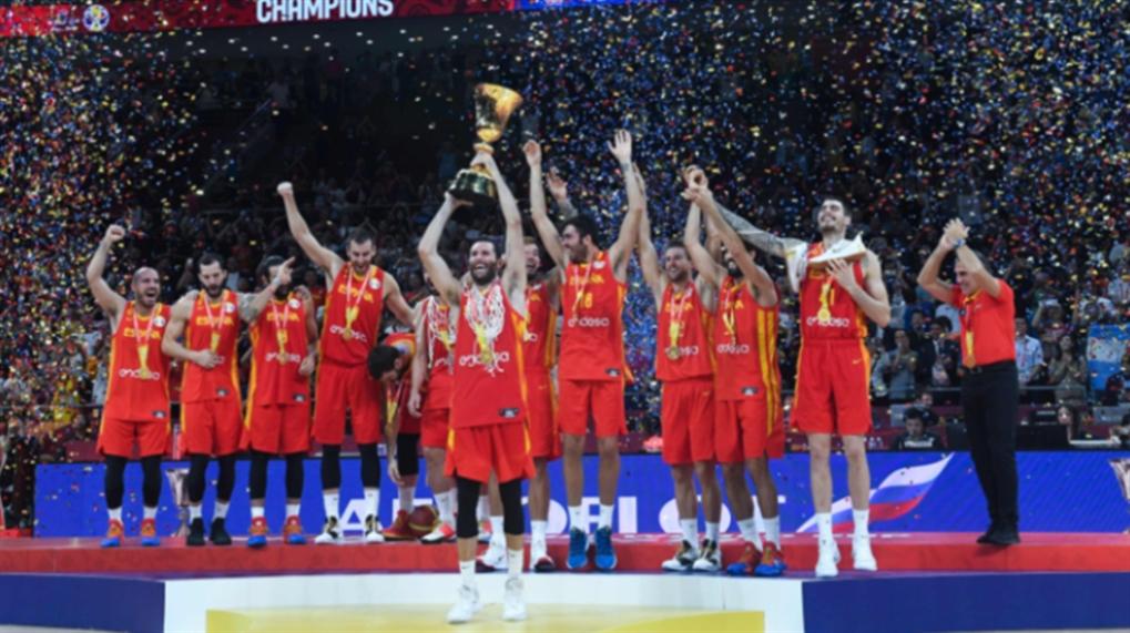 صورة إسبانيا بطلة العالم بعد انتظار 13 عاماً