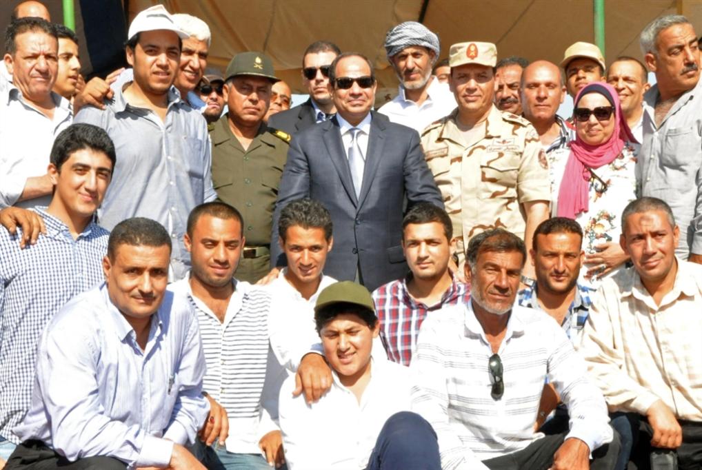 ردّ السيسي على محمد علي: «إنشائيات» لا تدحض الاتهامات