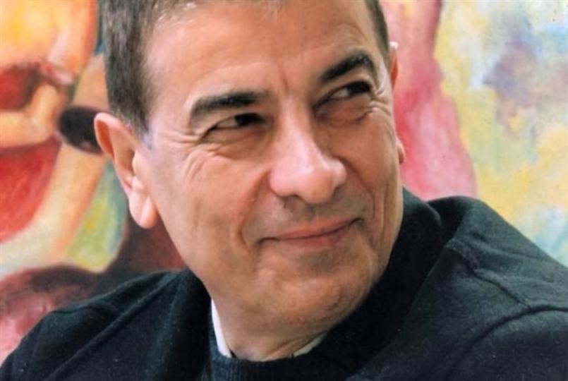 يوسف غزاوي: التعبير بالـ «أكواريل»