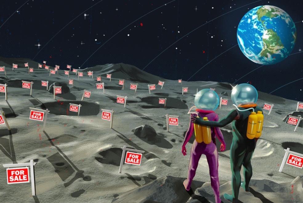 الصراع على القمر: سعي محموم خلف الهيليوم 3