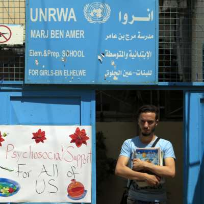إقصاء الفلسطينيين عن المدارس الرسمية: تدبير إجرائي لا سياسي؟