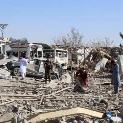 عشرات الضحايا في أفغانستان: «طالبان» تصعّد لاستئناف المفاوضات