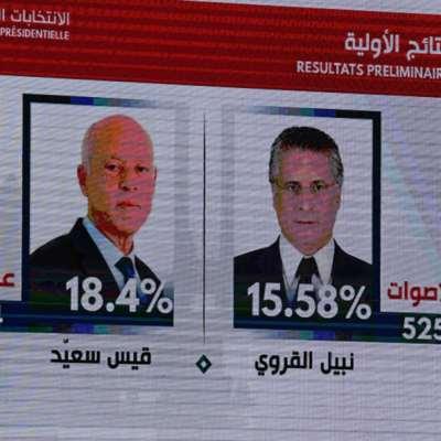 تونس | القروي وسعيّد في وسائل الإعلام: صعود النقيضين