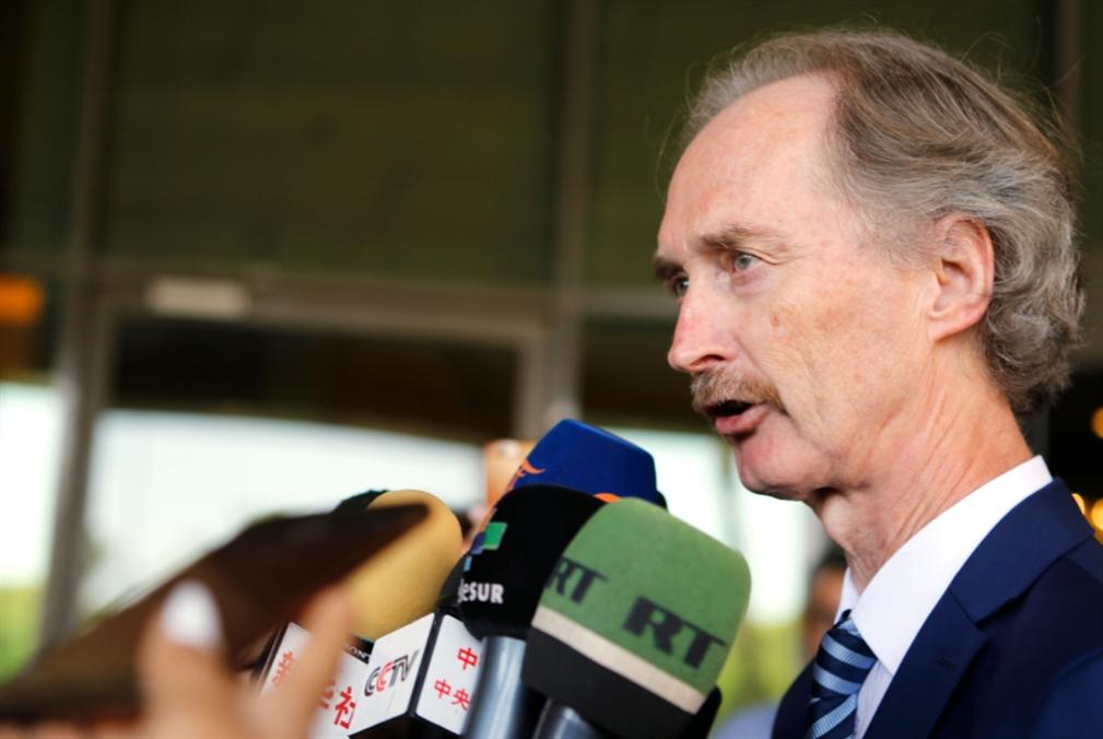 غوتيريش يعلن تشكيل «اللجنة الدستورية»: الاجتماع الأول خلال أسابيع