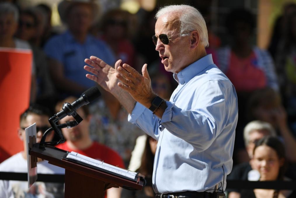 الديموقراطيون «يجازفون» بمرشّحهم: جو بايدن في وضعٍ حرج