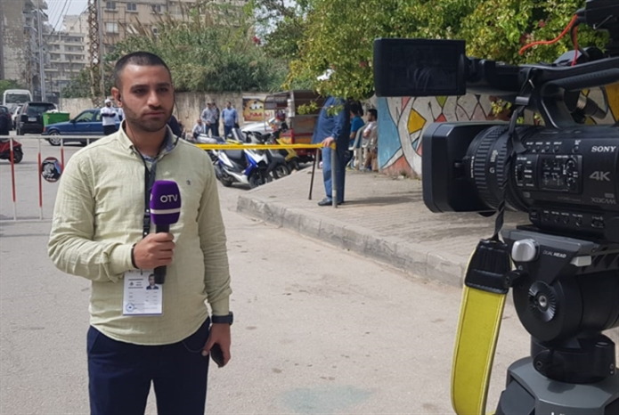 للمراسلين «حصة» في احتجاجات الأحد