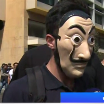 التظاهرات الإحتجاجية: الإعلام اللبناني «فشة خلق»