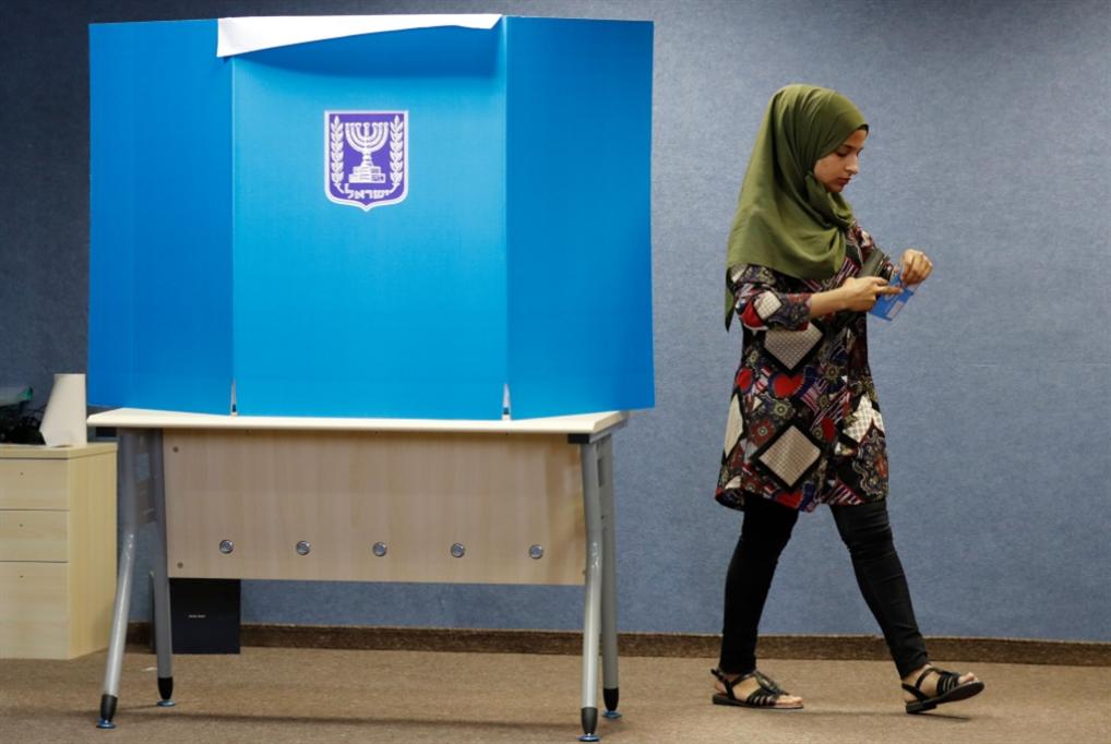 فلسطينيو الـ 48 والانتخابات الإسرائيلية