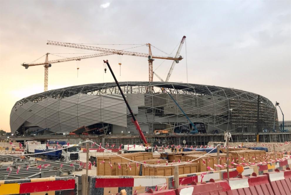 ثالث ملاعب كأس العالم يستقبل مونديال الأندية