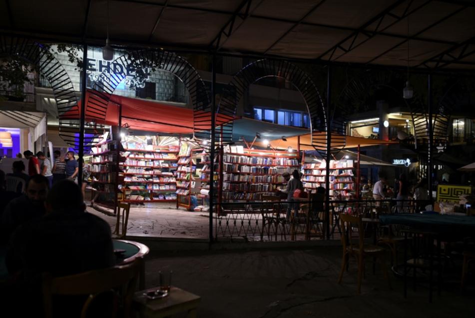 «معرض كتاب إهدن»: رهان لم ينكث بوعده