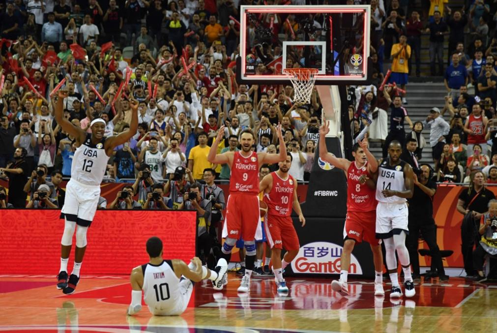 تركيا تُحرج أميركا والأردن خارج البطولة