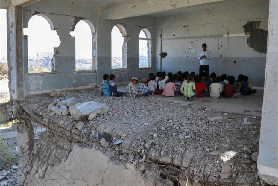 التقرير الثاني لفريق الخبراء الأمميين: جرائم حرب سعودية - إماراتية برعاية غربية
