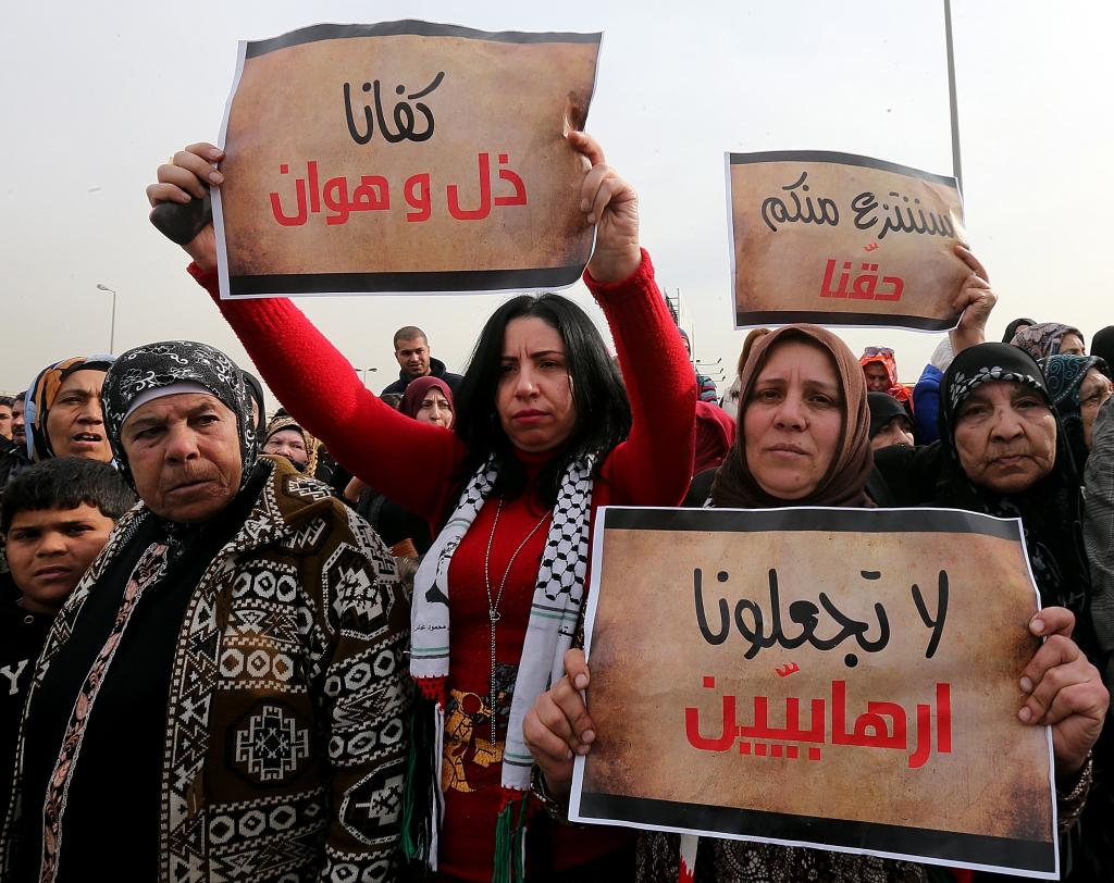 لبنان «يطرد» الفلسطينيين