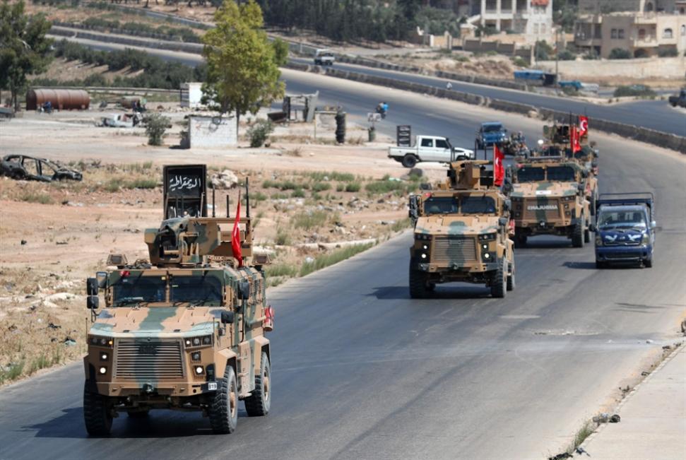مباحثات روسية - أميركية عشيّة قمة أنقرة: تركيا توصل الطعام إلى جنودها المحاصَرين
