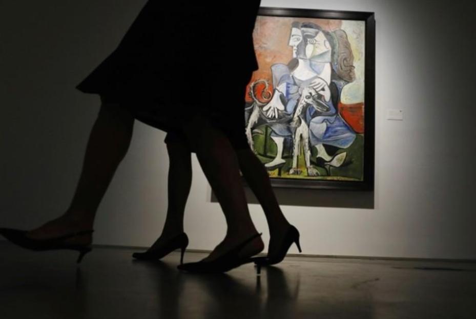 «بيكاسو والأسرة»: معرض في بيروت