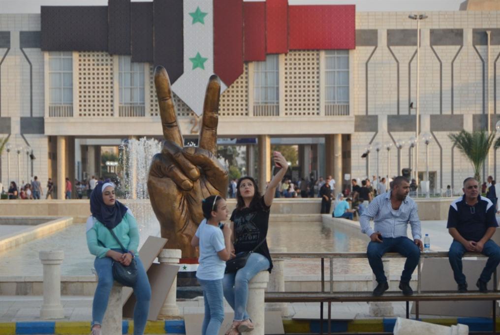 حصاد «دمشق الدولي»: في محاولة لكسر الحصار