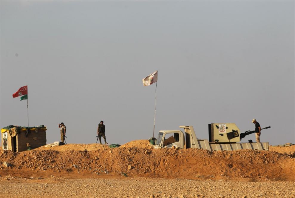 استهداف معبر البوكمال ــ القائم: حصار سوريا وحلفائها بالنار