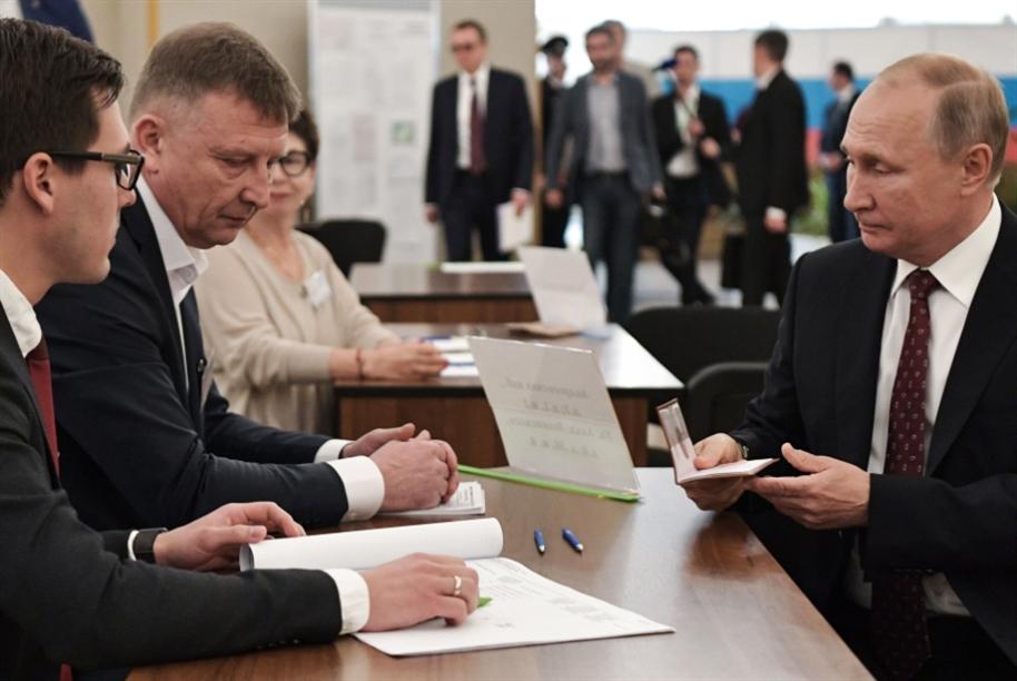 انتخابات مجلس موسكو: «روسيا الموحدة» يخسر ثلث مقاعده