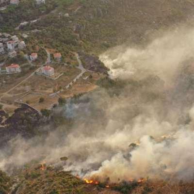 لبنان يحترق نسخة 2020