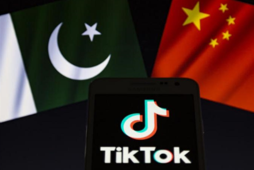 باكستان تحظر «تيك توك»