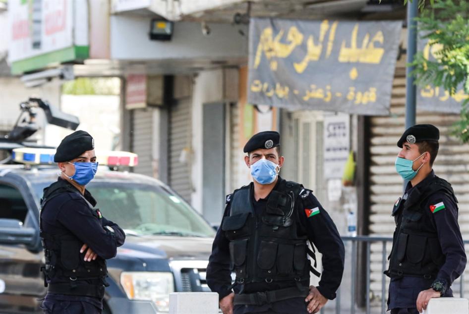 الأردن   «حكومة مكتب الملك»: عبد الله يتحصّن بوجه الأزمات